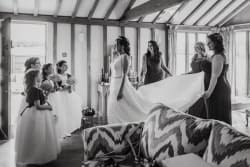 Timeless award winning wedding photography by Scott Miller of Boutique wedding films and photography