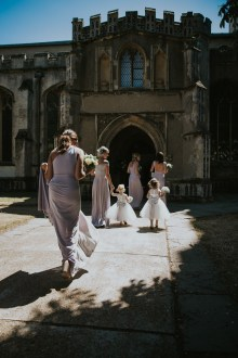 Alice & Ritch 30-06-2018 Dedham Parish Church - Boutique wedding films and photography